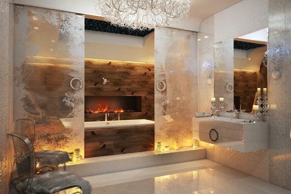 INTERESANTNI KONCEPT ENTERIJERA KUPATILA - Luxury Montenegro