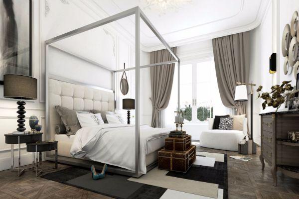 VANVREMENSKA LJEPOTA CRNO - BIJELOG ENTERIJERA - Luxury Montenegro