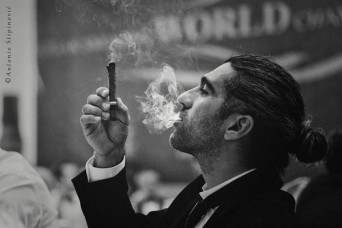 4th CIGAR SMOKING WORLD CHAMPIONSHIP 2013.