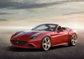 FERRARI - CALIFORNIA T MODEL