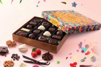 90 GODINA GODIVA CHOCOLATIER