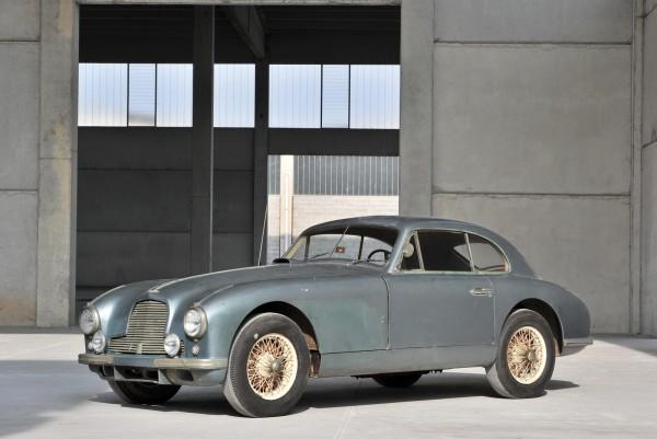 1953 Aston Martin DB2 Vantage