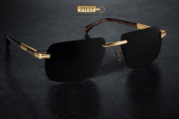 ZILLI -  naočare od zlata