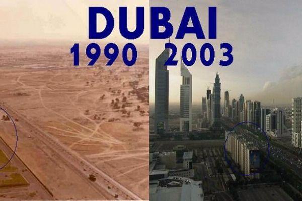 DUBAI - ŽIVOT MEĐU OBLACIMA