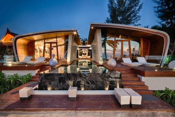 INIALA BEACH HOUSE - TAJLAND
